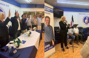 FLORIDA: Organización Luis Abinader juramenta comité