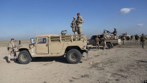 EEUU ataca a milicia iraquí culpada de muerte de contratista