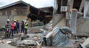 FILIPINAS: Suben a 9 los muertos en el terremoto de magnitud 6,8