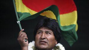 """BOLIVIA: Orden de detención contra Evo por """"sedición y terrorismo"""""""