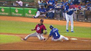Leones y Águilas ganan en round robin del béisbol dominicano
