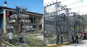 Presidente de Haití inspecciona centrales eléctricas en la capital