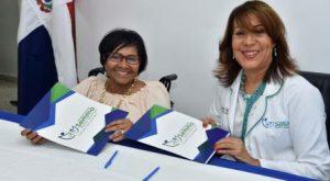 Firman acuerdo Hospital SEMMA y Círculo de Mujeres con Discapacidad
