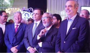 Luis Abinader integra en su equipo político a tres conocidos economistas