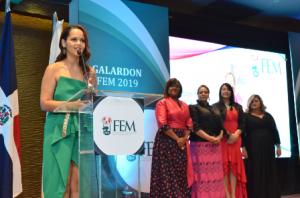 Amny Acosta Them: Mujer del Año 2019 en el sector salud dominicano