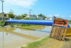 Cerrarán canal Ulises Francisco Espaillat en fin de semana por mantenimiento