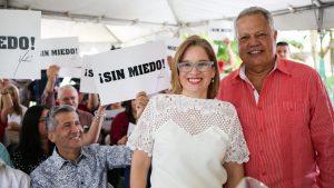PUERTO RICO: Cruz Soto formaliza su candidatura a la gobernación