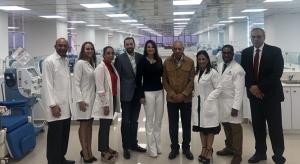 Hospital Metropolitano de Santiago abre centro renal más grande el país