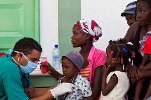 Disminuye incidencia de epidemia del cólera en Haití