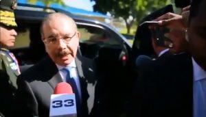 El Presidente Medina pide tomar con calma festividades navideñas en RD