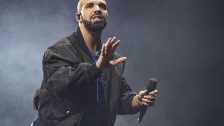 Cantante Drake es artista más reproducido de la década en Spotify
