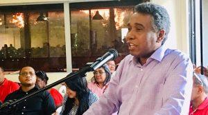 Senador Félix Bautista deja a Leonel  Fernández y apoya a Gonzalo Castillo