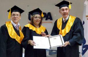 Universidad EE.UU. otorga Honoris Causa a Franklin García Fermín