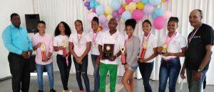AGISAPEMA premia gimnastas más destacados del 2019