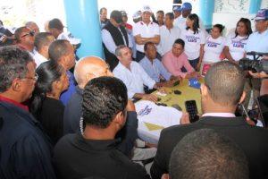 Abinader afirma Gobierno malgasta mientras hay serias fallas educativas