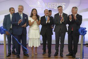 Nestlé inaugura moderno edificio corporativo promueve la inclusión