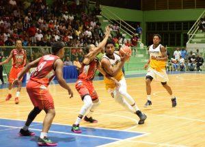 Pueblo Nuevo triunfa ante Ciro Pérez en la final basquet de SC