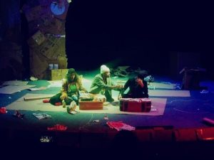 Culmina con éxito Festival Nacional de Teatro Aficionado Emilio Aparicio