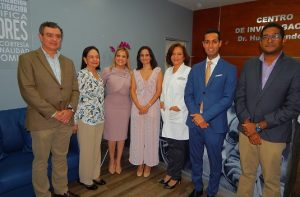Hospital pediátrico Hugo Mendoza inaugura Centro de Investigación