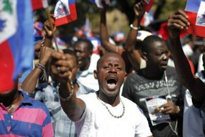 Oposición de Haití intenta reavivar protestas