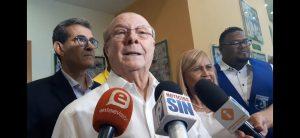 """Hipólito Mejía critica """"campaña de descrédito"""" contra la Junta Central"""