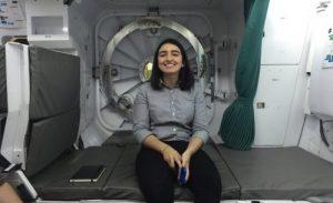 EE.UU: Una dominicana de 23 años escogida diseñadora de la NASA