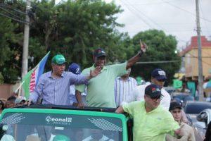 Johnny Ventura apuesta transformar Santo Domingo en ciudad organizada