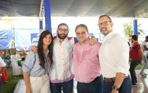 Mejía Arcalá agradece colaboradores con gran fiesta navideña