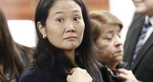 """PERU: Keiko Fujimori dice pedido prisión es """"el regalo más perverso"""""""