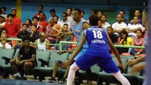 San José y Antonio Guzmán invictos en basquet de Higüey