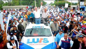Abinader destaca potencial ganador de la alianza opositora dominicana