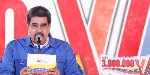 """Maduro: """"Venezuela es más bella que donde Uds. están lavando inodoros"""""""
