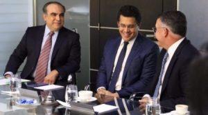 Empresarios elogian labor de alcalde David Collado en Distrito Nacional