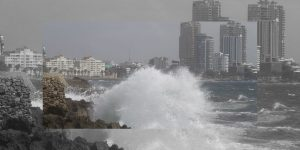 Centro Operaciones de Emergencias emite alerta verde por fuerte oleaje
