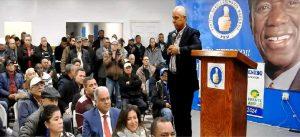 Candidato alcalde de Salcedo dice gobierno abandonó el municipio