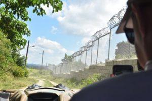 Muro construye RD en Jimaní será igual que el de Elías Piña