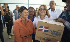 Gobierno inicia entrega de canastas Navideñas en toda la región sur