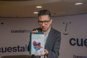 Cuesta Libros presenta al escritor argentino Patricio Pron