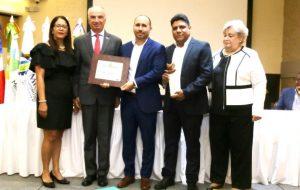 Consorcio CAEI gana dos premios excelencia en Producción Más Limpia
