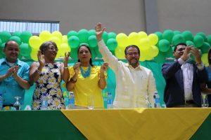 AlPaís proclama candidaturas congresuales y municipales de Santiago