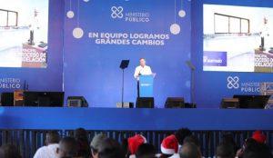 Procurador: Hay grandes avances en modernización Ministerio Público RD
