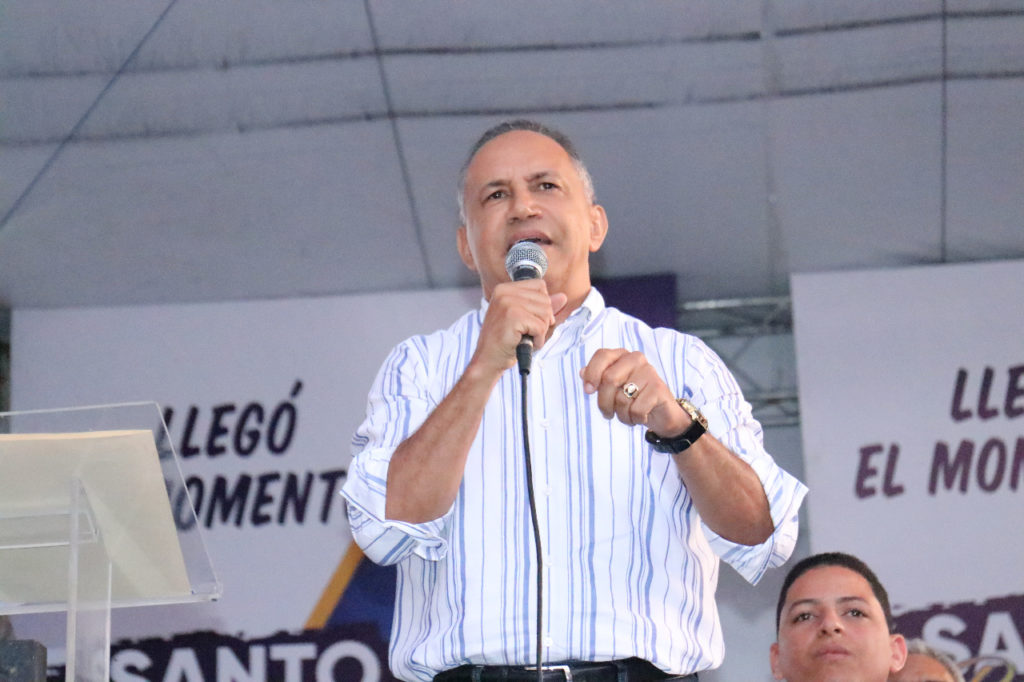 BANI: PRM denuncia destrucción propaganda de candidato a alcalde
