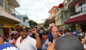 Ramfis dice aplicará mano dura contra inseguridad y puntos de drogas en RD