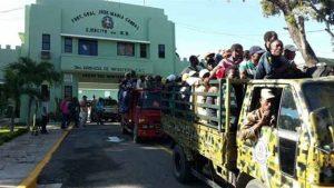 Entidad dominico-haitiana pide a RDaplace las anunciadas deportaciones