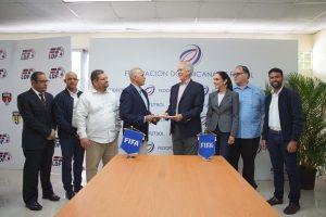 Rubén García aspira a la presidencia de la FEDOFUTBOL