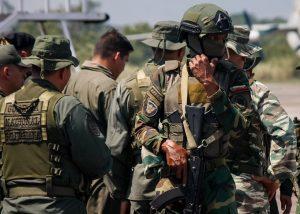 VENEZUELA: Reportan sublevación de militares cerca frontera con Brasil