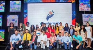 Banreservas cumplió 50 anos  auspiciando concurso pintura infantil