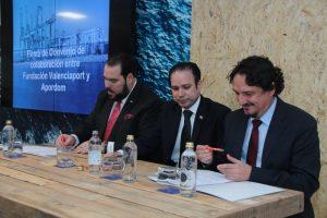 ESPAÑA: Autoridad Portuaria Dominicana y Valenciaport firman acuerdo