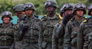 COLOMBIA: Militares venezolanos incautan explosivos en la frontera