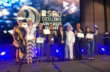 Empresa de AgroAmerica es premiada con el Galardón a la Excelencia de RSPO
